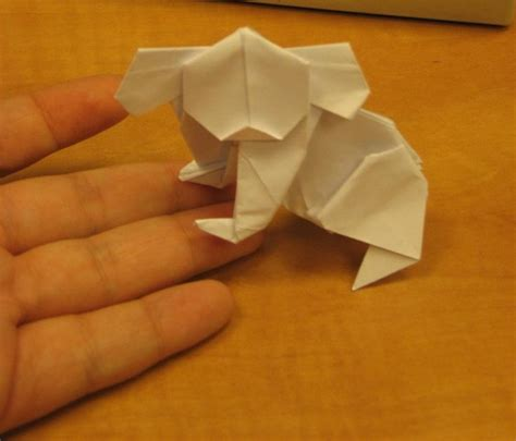 koala origami 2063 best images about o r i g a m i on