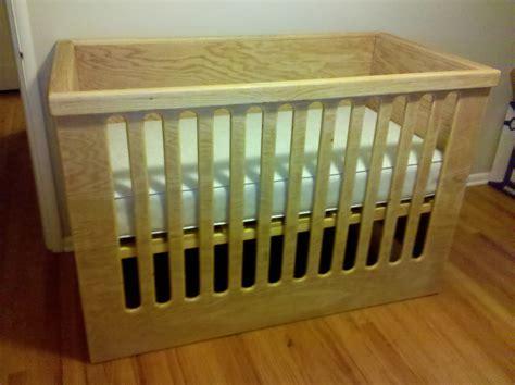 Used Oeuf Crib by Oeuf Crib Robin Twinkle Crib Yu Wei Dropside Cribs