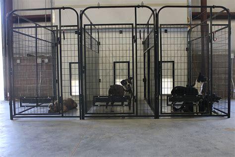 inside kennels inside outside kennels