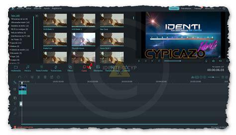 tutorial de filmora wondershare filmora v8 1 0 15 paquetes de efecto identi
