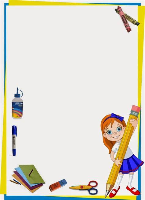 imagenes vectores infantiles maestra de primaria marcos infantiles para fotos y marcos
