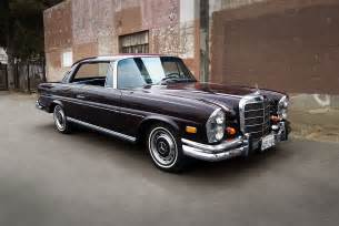 1968 Mercedes 280s 1968 Mercedes 280 Se Coupe For Sale Kastner S Garage