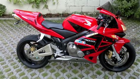2003 honda cbr 600 honda cbr 600 rr 2003 pc37 22904 youtube