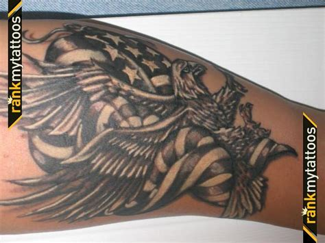 eagle with american flag tattoo designs eagle images designs