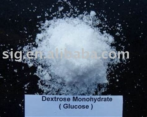 Dextrose Anhydrate dextrose anhydrous monohydrous products china dextrose