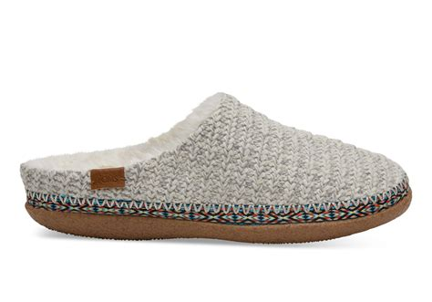 ll bean slippers womens birch sweater knit s slippers toms 174