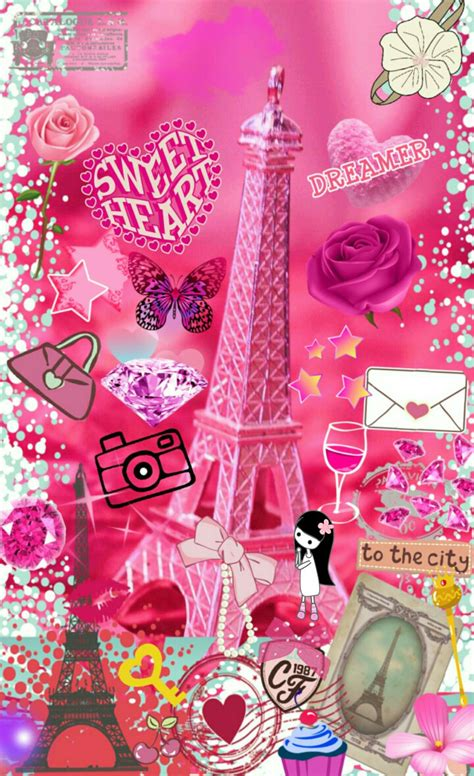 girly wallpaper for sale paris is always a good idea cute girly fun wallpapers