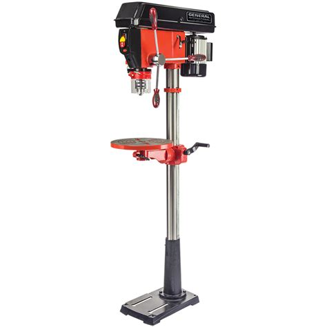 power and light press general international power products 15 16 speed drill