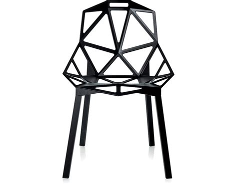 grcic stuhl magis chair one with stacking base two pack hivemodern