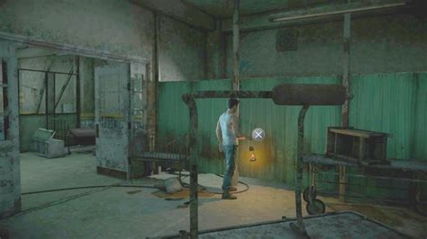behind the green curtain episode 5 clues and totems locations until dawn game