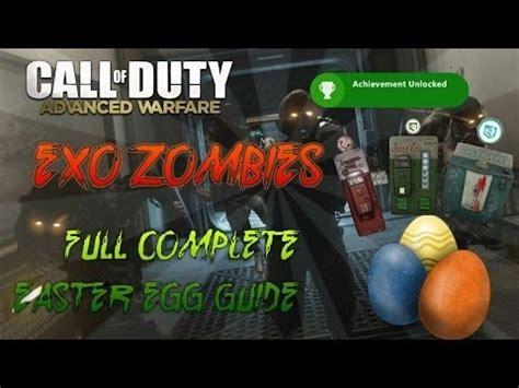 zombie outbreak tutorial call of duty advanced warfare exo zombies outbreak