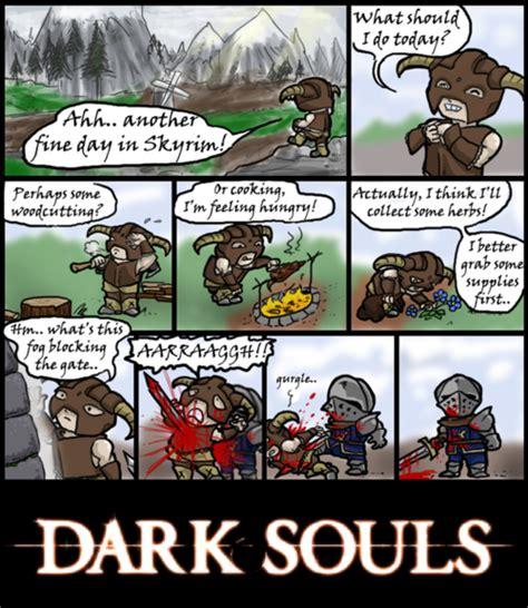 Funny Dark Souls Memes - meme dark souls 2 image memes at relatably com