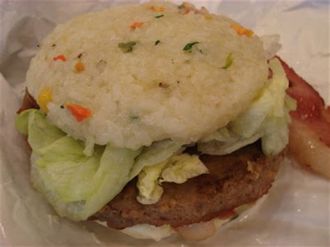 Lotteria Burger Bulgogi seoulberry lotteria s rice bulgogi burger