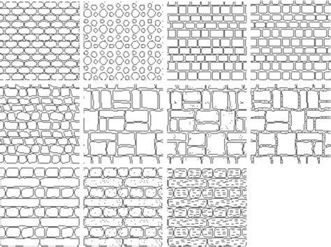 stone pattern cad block free autocad stone hatch patterns 4free autocad