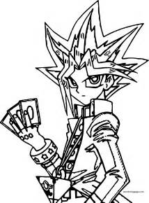 yugioh coloring pages yu gi oh coloring pages wecoloringpage