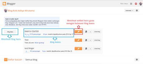 Cara Membuat Artikel Menggunakan Html | cara membuat artikel atau isi dalam blogger pemula raw blog