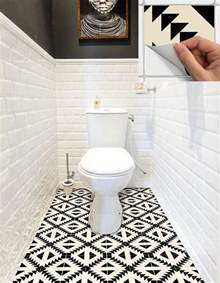 temporary bathroom flooring best 25 self adhesive wallpaper ideas on