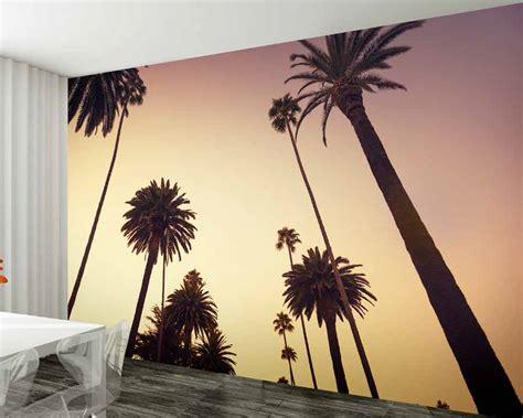 palm tree wall murals tropical 1wallireland