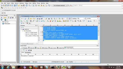 oracle tutorial urdu more toad interface to oracle install to stored procedure