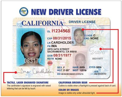 new calif driver s licenses being issued road warrior