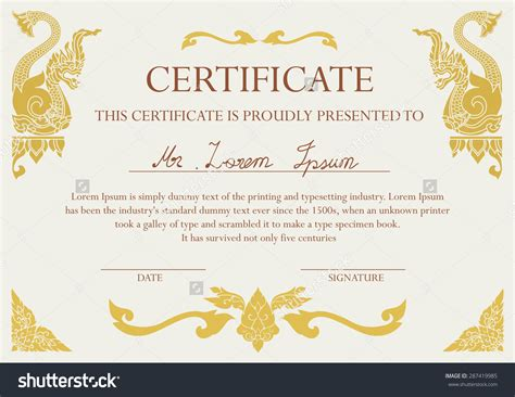 design a certificate in word home design surprising certificate design certificate