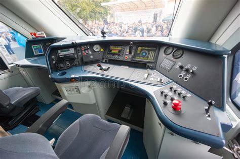 treno interno interno della carrozza di un operatore treno