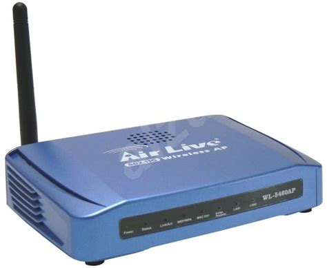 Router Wifi Airlive airlive wl 5460ap wifi access point alza sk