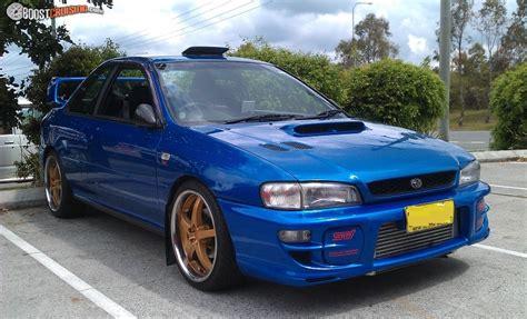 2 Door Wrx by 1998 Subaru 2 Door Sti Wrx Boostcruising