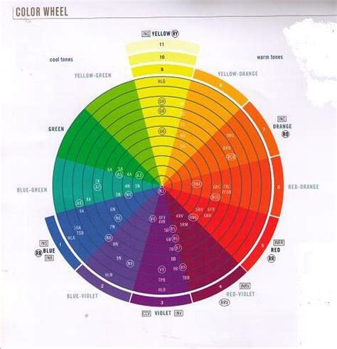 goldwell color wheel color salon and gallery johnson city tn