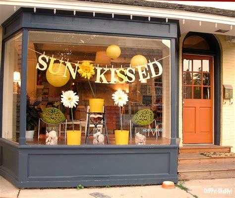 store window design window display summer on summer window