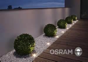 terrassen beleuchtung led gartenbeleuchtung roomido