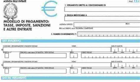 pagamento f23 f23 editabile 2018 salvabile compilabile agenzia entrate