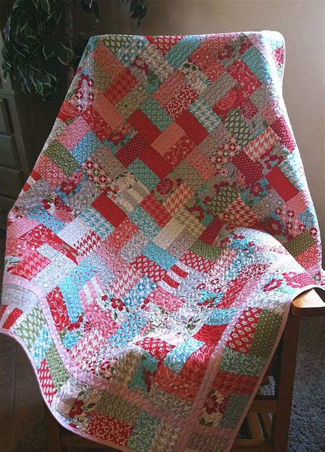 Quilting Jelly Rolls by Christa S Quilts The Jolly Jelly Roll Quilt Christa Quilts