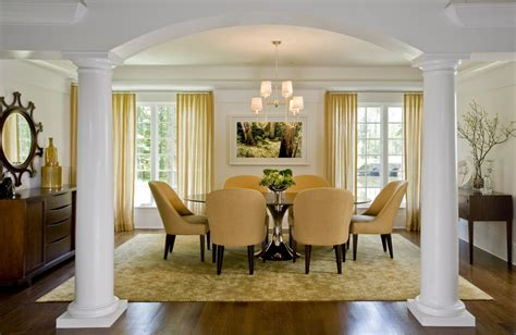 sheer curtain ideas dining room traditional with white modern dining room curtain ideas dining room traditional