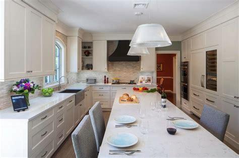 Dining Room Table Quartz Large Family Quartz Table Home Decorating Trends Homedit