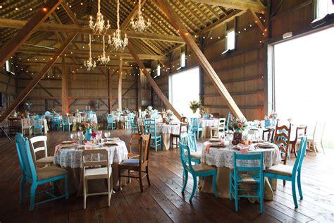 Barn Wedding Rental salomon farm barn wedding