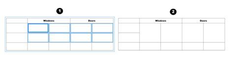sketchup layout grid lines adding tables to a document sketchup knowledge base