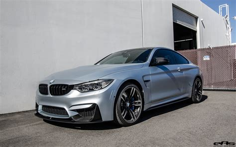 bmw m4 frozen silver bmw m4 gets modded