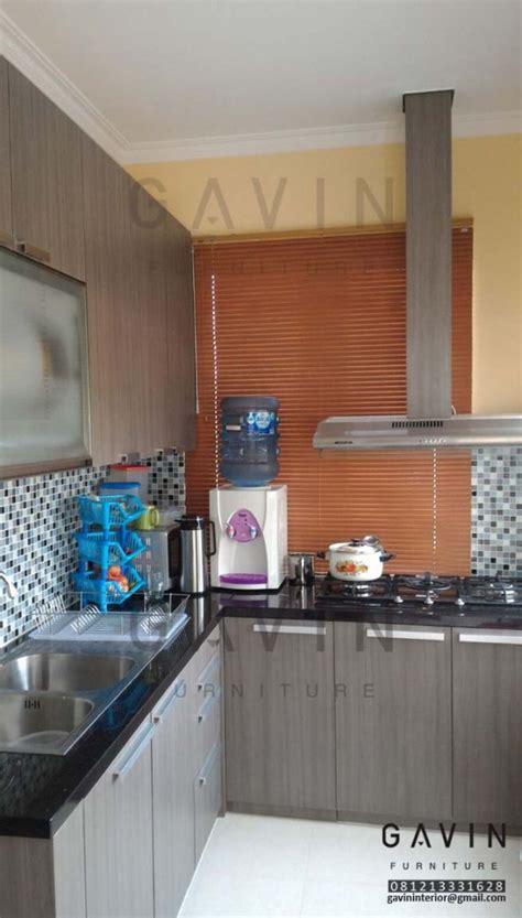 Kitchen Seet Minimalis Murah Berkualitas kitchen set murah bekasi kitchen set bintaro