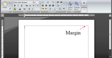 cara membuat garis di word 2013 cara menilkan garis margin di ms word exist online
