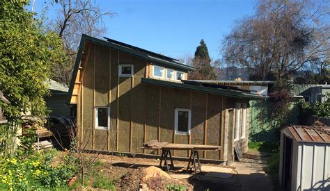 Where Does House Take Place Inside A Berkeley Passive House A Jobsite Tour Passive