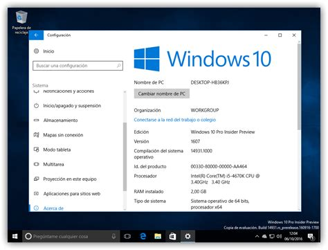 imagenes sistema windows 10 disponibles las primeras isos de windows 10 redstone 2