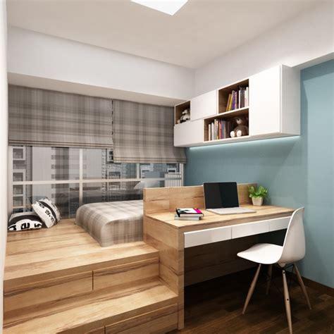 hougang condo interior design renovation space planning creative and innovative design at hougang condo