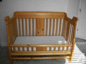 Omni Pedic Crib Mattress Baby S Convertible Crib Set Bradenton Fl For Sale In Sarasota Florida Classified