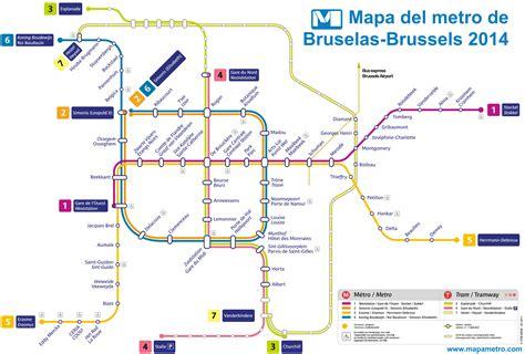horario de servicio del metro bruselas tutuki express