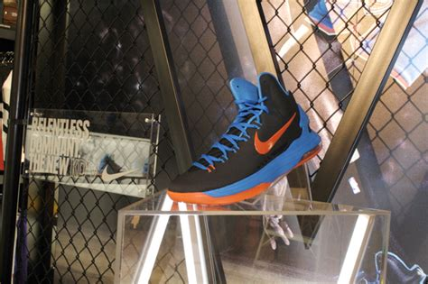 house of hoops okc house of hoops exclusive kd events recap foot locker blog