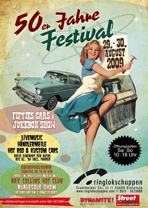 50er jahre 50er jahre festival bielefeld ringlokschuppen 29 30 08