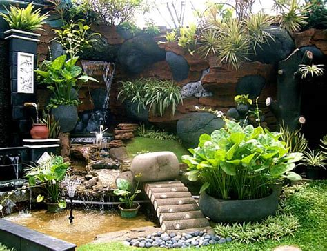 Tropical Backyard Landscaping Ideas Small Tropical Garden Ideas For Home From Agit Landscape Garden Design And Landscape