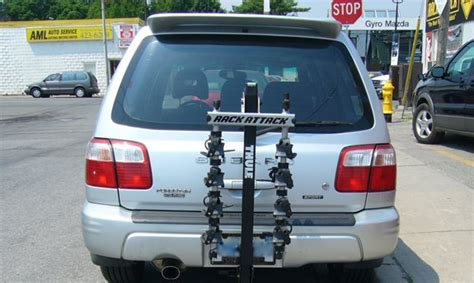 subaru forester roof rack installation car rack installation photo gallery thule yakima