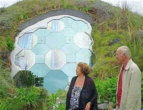 the gallery for   > underground dome home plans
